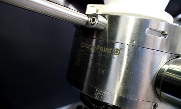 Disposable split valve CP
