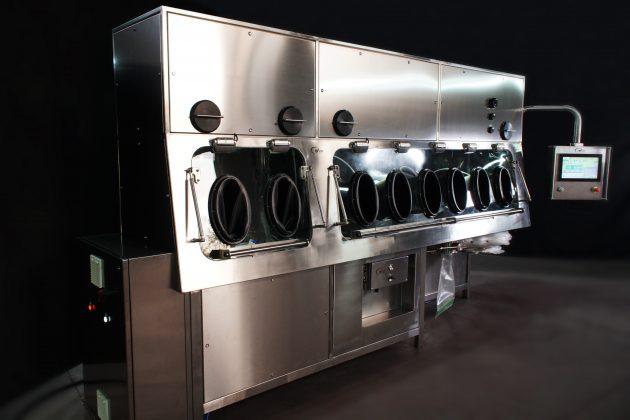 double chamber isolator