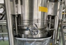 Flexible isolator for filter dryer
