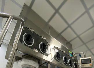 Dispensing Isolator